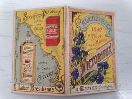 Calendrier Publicitaire Maison Victorieux 1897 - Small : ...-1900