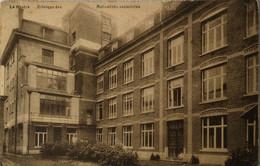 La Hestre (Morlanwelz) Clinique Des Mutualites Socialistes 1928 Rare - Morlanwelz