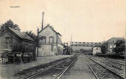 Belgique -  Aubange - Halanzy - La Gare - Intérieur - Aubange
