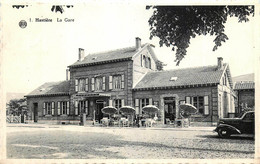 Belgique -  Hastière - La Gare - Hastière