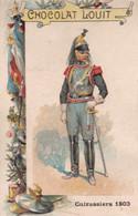 Chocolat Louit Cuirassiers 1803 - Louit