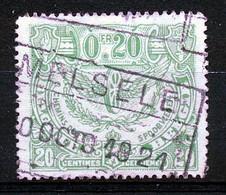"TR 102 -  ""MELSELE"" - (34.567) - 1915-1921"