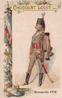 Chocolat Louit Hussards  1779 - Louit