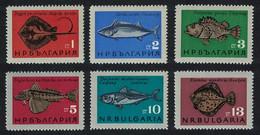 Bulgaria Fish 6v 1965 MNH SG#1530-1535 MI#1542-1547 CV€6.- - Ongebruikt