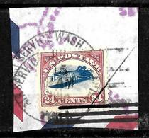 548 - USA - 1918 - AIR MAIL - INVERTED JENNY -  RARE - GOOD FORGERY, FALSE, FALSCH, FAKE, FALSO - Verzamelingen (zonder Album)