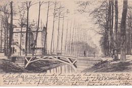 261025Wageningen, Proefstation.(poststempel 1901) (minuscule Vouwen In De Hoeken) - Wageningen