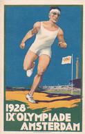 48341Amsterdam, 1928 IXe Olympiade. - Amsterdam