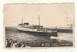 "Ostende / Oostende "" La Malle-De Mailboot / Prince Philippe "" - Oostende"