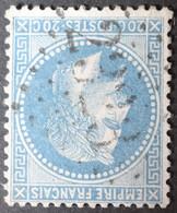 29B Obl GC 2323 Le Merlerault (59 Orne ) Ind 5 - 1849-1876: Période Classique