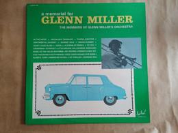 Double 33T A Memorial For Glenn Miller – The Members Of Glenn Miller's Orchestra - Jazz