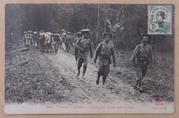 Indochine/Tonkin Belle Carte Postale De 1908. B/TB. A Saisir! - Storia Postale