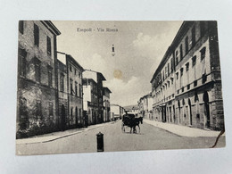 EMPOLI - VIA ROMA - Empoli