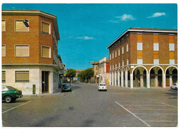 Camposanto (Modena). Via Roma. - Modena