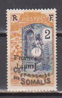 COTES DES SOMALIS        N°  YVERT  194    NEUF SANS  CHARNIERE      ( NSCH   03/26 ) - Unused Stamps