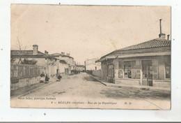BEGLES (GIRONDE) 6 RUE DE LA REPUBLIQUE  (PETITE ANIMATION) - Other Municipalities