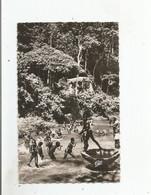 ABIDJAN ET SES ALENTOURS CARTE PHOTO  FORET DU BANCO BAIGNADE INDIGENE - Ivoorkust