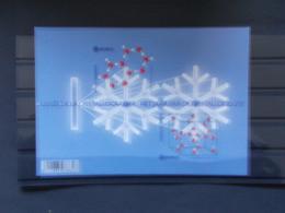 """BELGIQUE -   BLOCS FEUILLETS N° 216   """" Année De La Cristallographie   """"   Année 2014  Neuf XX Voir Photo - Blocks & Kleinbögen 1962-...."""