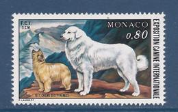 ⭐ Monaco - YT N° 1093 - Neuf Sans Charnière - 1977 ⭐ - Unused Stamps