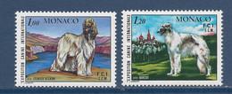 ⭐ Monaco - YT N° 1163 à 1164 - Neuf Sans Charnière - 1978 ⭐ - Unused Stamps