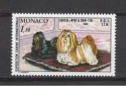 ⭐ Monaco - YT N° 1232 - Neuf Sans Charnière - 1980 ⭐ - Unused Stamps