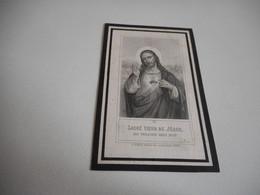 D.P.-MARIA LUDOVICA VERVAEKE °LICHTERVELDE 5-12-1825+ALDAAR 27-1-1898 - Religion & Esotericism