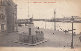 CHERBOURG (Manche): Place Bricqueville - Cherbourg