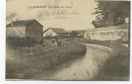 13/MARSEILLE - La Barasse - Les Bords Du Canal (BELLE CARTE) - Otros