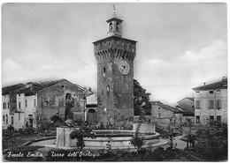 Finale Emilia (Modena). Torre Dell'Orologio. - Modena