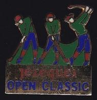 71882- Pin's- Jezequel Open Classic. Plan De Campagne.Les Pennes-mirabeau.golf - Golf