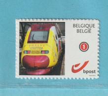 TINTIN - KUIFJE - Belgium - België - Thalys 10 ** MNH - Fumetti