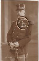 ARMEE BELGE -  Photo Carte - Général BERTRAND - War 1914-18