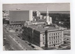 - CPM LOURENCO MARQUES (Mozambique) - Paços Do Concelho, Catedral E Prédio Funchal 1967 - - Mosambik