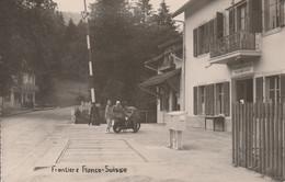 Vallorbe - Frontière Franco-suisse - VD Vaud