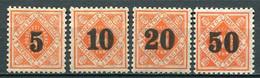 Würtemberg Nr.185/8           *  Unused                 (293) - Wurttemberg