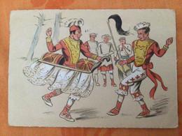 Barré & Dayez Danseurs Souletrins 1303 EE - Other Illustrators