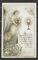 Image Pieuse Le Saint Sacrement( En Allemand).....ange   Bouasse Lebel N° M170 Paris.... - Devotieprenten