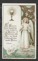 Image Pieuse Le Seigneur.....ange   Bouasse Lebel N° M170 Paris.... - Devotieprenten