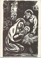 P6046 Presepe Presepio - Cartolina Libretto - Illustrazione Illustration / Non Viaggiata - Other