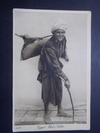 Carte Postale - Metier - Vendeur D'eau - Water Seller (4008) - Otros