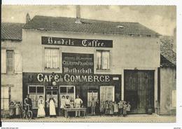 Café  Du Commerce  à Ay - Vari