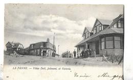 La Panne - Villas Doll, Jolimont, Et Victoria / 1906 - De Panne