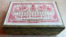 Boîte De 144 Plumes De Rondes - BLANZY POURE & Cie  -  Grand Prix De 1889 & 1900 - Federn