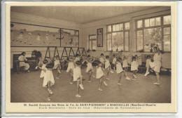 THEME    ECOLES      Ecole Maternelle  Salle De Jeux - Non Classificati