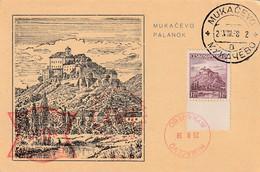 Mukacevo - Palanok - Brieven En Documenten