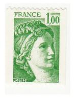 France TUC De 1977-78 YT 1981A Neuf - Ungebraucht