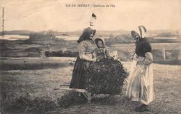 ¤¤   -  ILE De BREHAT   -  Coiffures De L'Ile    -  ¤¤ - Ile De Bréhat
