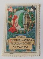 ERINNOFILI VIGNETTE CINDERELLA - FERRARA - Cinderellas