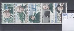 Schweden Michel Cat.No. Mnh/** 810/814 - Unused Stamps