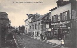 """76 - BAPAUME Les ROUEN : La Mairie - Bon 1er Plan Epicerie """" PARIS """" - CPA - Seine Maritime - Other Municipalities"""