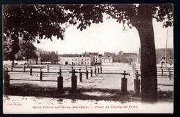 Saint Pierre Sur Dives: Place Du Champ De Foire - Other Municipalities